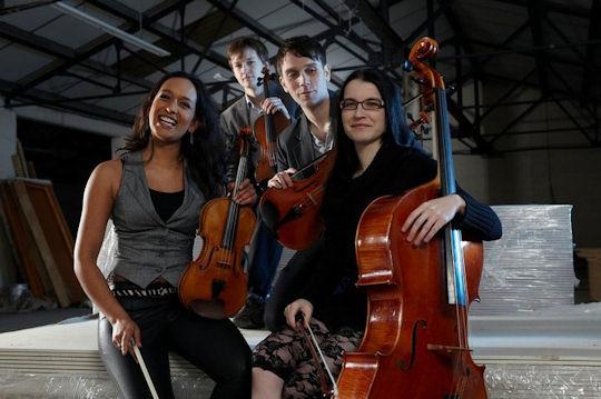 Image result for ligeti quartet