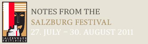 "Logo ""Notes from the Salzburg Festival 2011"" jlaurson"