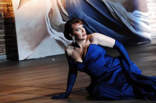 Tosca; photo:Suzanne Schwiertz