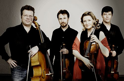 Henschel Quartet Photo credit: Georg Thum, © wildundleise.de