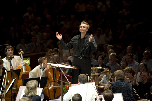 Vasily Petrenko,; photo credit: Mark McNulty