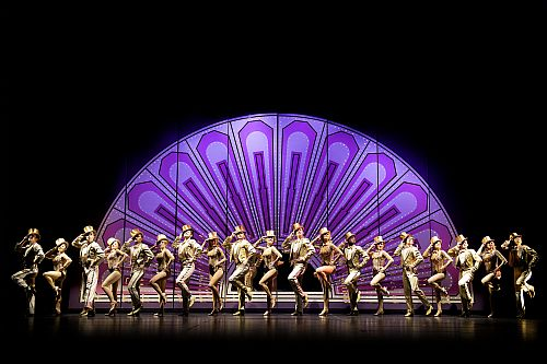 A Chorus Line at the London Palladium. Photo by Manuel Harlan 2-783
