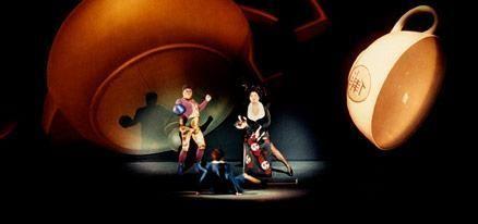 L'Enfant et Les Sortilèges: Picture Credit: Opera Garnier