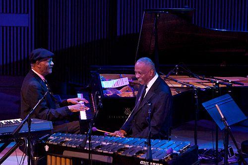 SFJAZZ Center Grand Opening Concert. Photo Scott Chernis