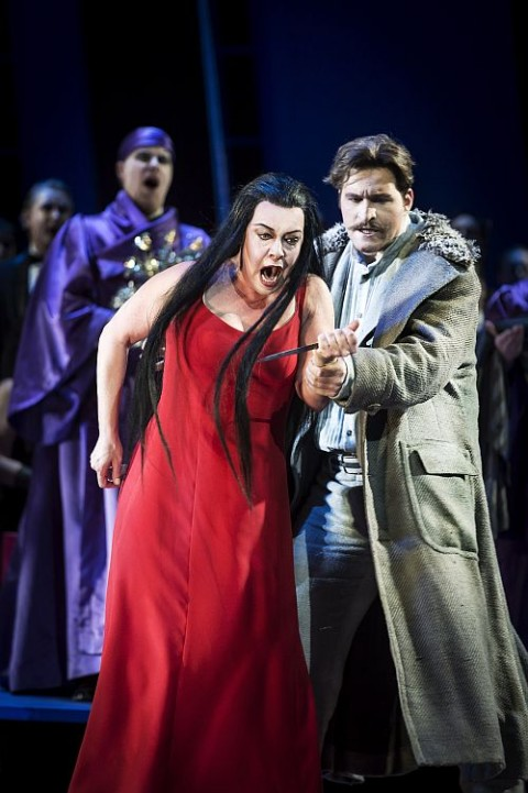 Photo: Nina Stemme and Riccardo Massi © Carl Thorborg