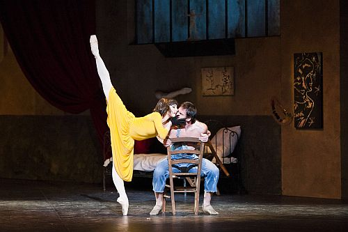 English National Ballet's Ecstasy & Death at the London Coliseum - London