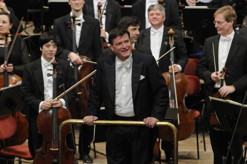 Christian Thielemann, photo Matthias Creutziger