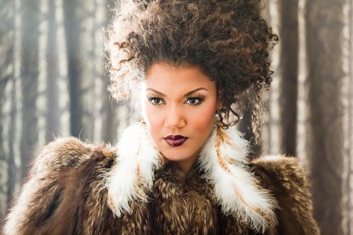 Measha Brueggergosman, photo Mat Dunlap