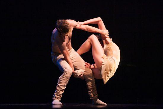 AZIMUTH - Hubbard Street + LINES Ballet - Photo Margo Moritz