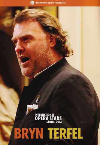 BrynTerfel, photo Gabo