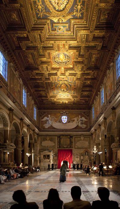 Teatro dell'Opera - Prove di CURLEW RIVER di Benjamin Britten -FOTO Rome Opera