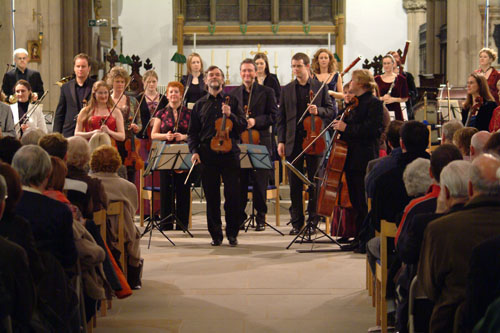 Photo copyright:Lancashire Sinfonietta