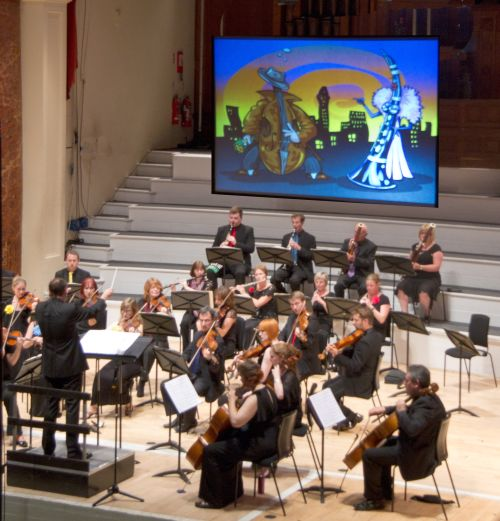 Welsh Musicians Première New Works at Cheltenham Pic credit Phil Stapleton