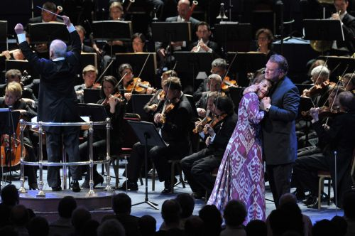 Die Walküre Prom 15  Photo -BBC/Chris Christodoulou