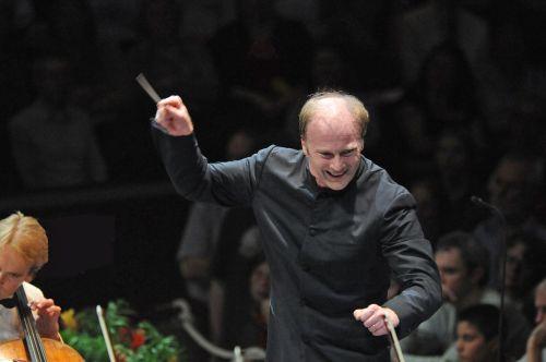 Gianandrea Noseda, conductor Photo: Chris Christodoulou