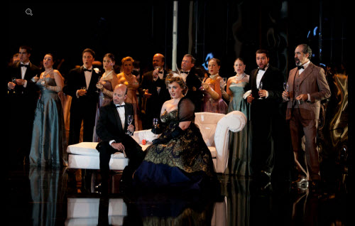 La Traviata © Quincena Musical
