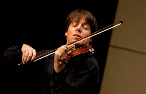 Joshua Bell Photo:  Eric Kabik