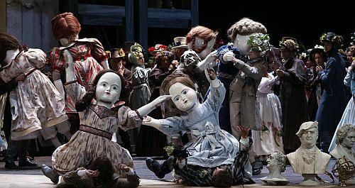 Die Meistersinger Pic credit Salzburger Festspiele/Forster
