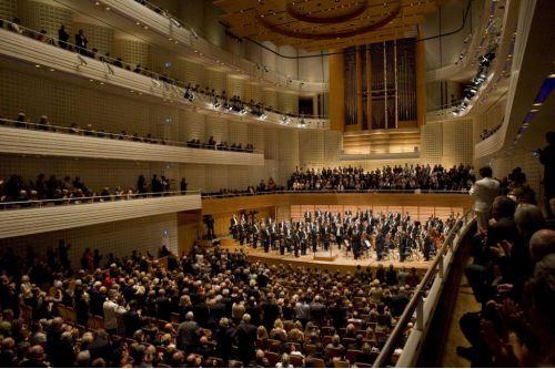 Kultur- und Kongresszentrum Luzern Photo Copyright: Priska Ketterer.