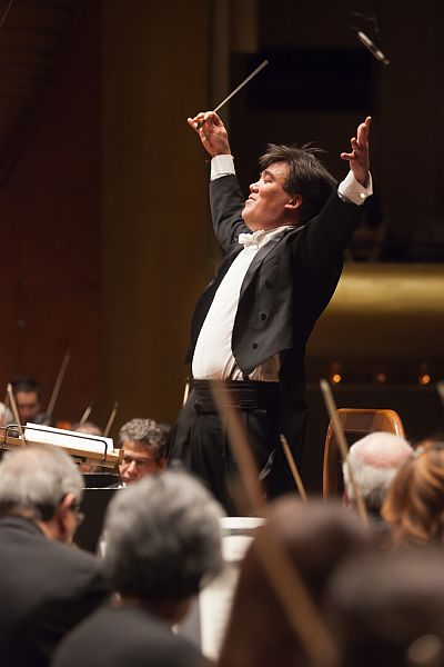 Alan Gilbert  Photo: Chris Lee